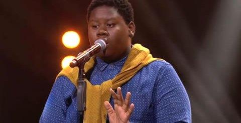King B Basimane Boys Melato Idols SA 2018 Season 14 Contestant