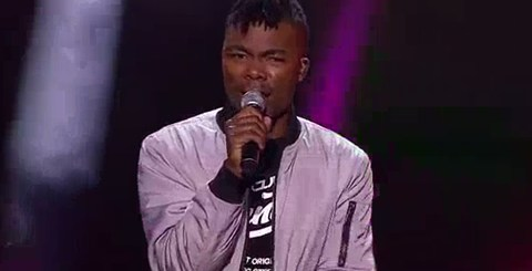 Mnqobi Dlamini Performing Hold on, we're Going Home By Drake