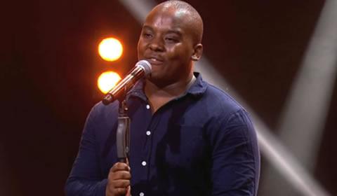 Mthokozisi Ngcobo Idols SA 2018 Season 14 Contestant