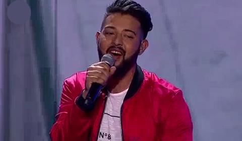 Niyaaz Arendse Performing Mirrors By Justin Timberlake