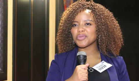Thando Mngomezulu Idols SA 2018 Season 14 Contestant