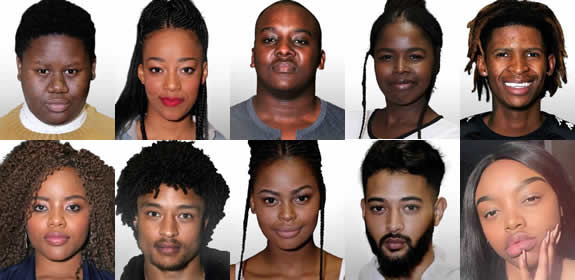 Meet Your Idols SA 2018 Top 10 Contestants