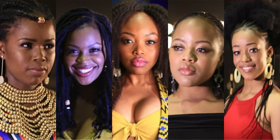 Idols SA 2018 Top 10 Girls