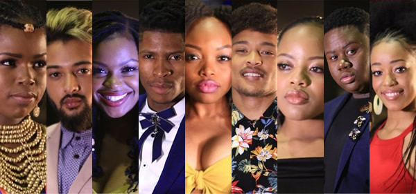 Idols SA 2018 Top 9 Song Choices and orchestra backed performances