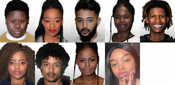 Meet Your Idols SA 2018 Top 9 Contestants