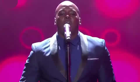 Mthokozisi Ngcobo performing Ascension By Maxwell