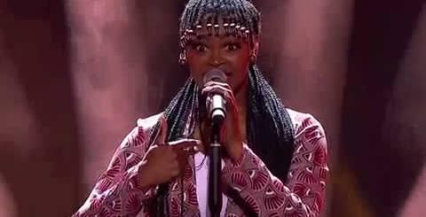 Ntokozo Makhathini Performing Ndiza By Zahara