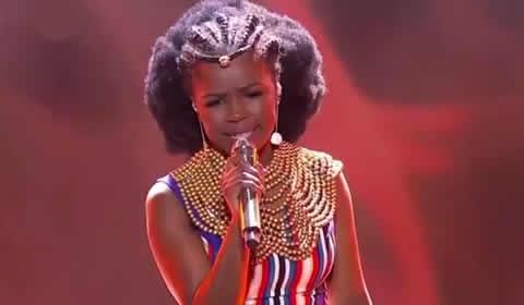 Yanga Sobetwa performing Amazulu By Amanda Black