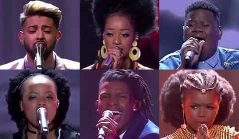 Idols SA 2018 Top 6: Who Are You Saving?