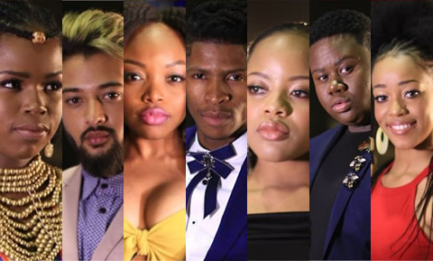Meet your Idols SA 2018 Top 7 Contestants