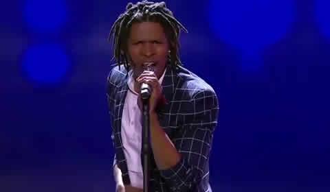 Thato Makape performing Tell Me by Ray Phiri
