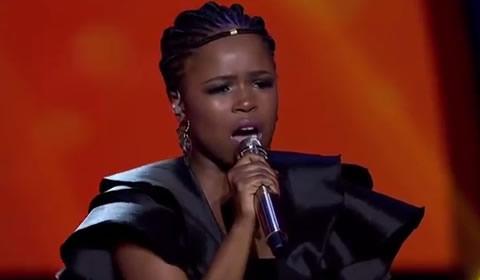 Idols SA 2018 top 7 contestant Yanga Sobetwa