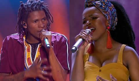 Idols SA 2018 Grand Finale Thato Makape Yanga Sobetwa Voting