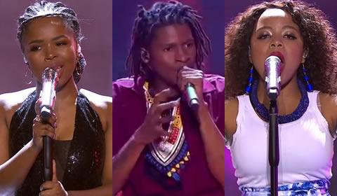 Idols SA 2018 Season 14 Top 3 Contestants Favourite Quotes