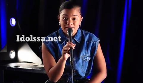 Zia Fielies's Profile Photo on Idols SA 2019