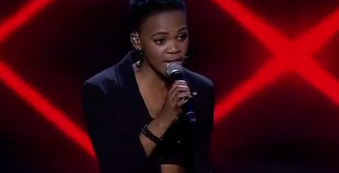 Nqobile Gumede Performing Love Theory By Kirk Franklin