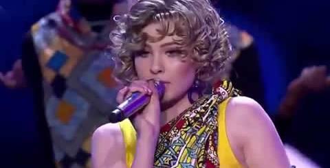 Micayla Oelofse Performing Angifuni by Paxton