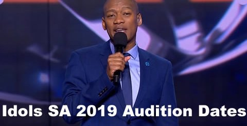 Idols SA Season 15 Audition Dates