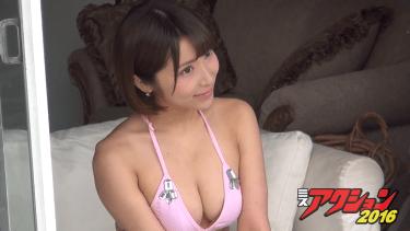 【桐生美希】Gカップ2 素晴らしい美貌と圧倒的なBODY