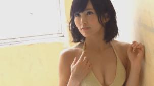 【山本彩】Dカップ7 キラキラポップ&大人セクシー&シースルーミニスカ姿を披露