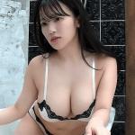 【天木じゅん】Iカップ19 ファースト・トレカ撮影!下乳が拝めちゃいます!