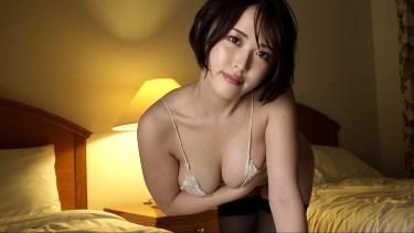【忍野さら】Gカップ10 綺麗なお姉さんがホテルの一室でスタイリッシュな服を脱ぐ!