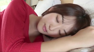 【忍野さら】Gカップ20 寝顔が可愛い!そんな格好で寝てたらむらむらが抑えきれなくなって…。って動画