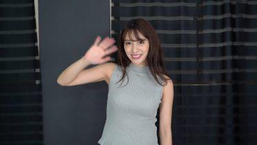 【森咲智美】Gカップ33 検証動画!どの服が一番Gカップが強調される?お着替えシーンあり!