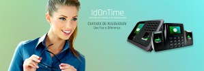 Relógios de Ponto | Controlo de Assiduidade | Gestão de Assiduidade | Terminais Biométricos de Impressão Digital | Reconhecimento Facial | Cartões de Proximidade RFID e Código PIN | IDONIC