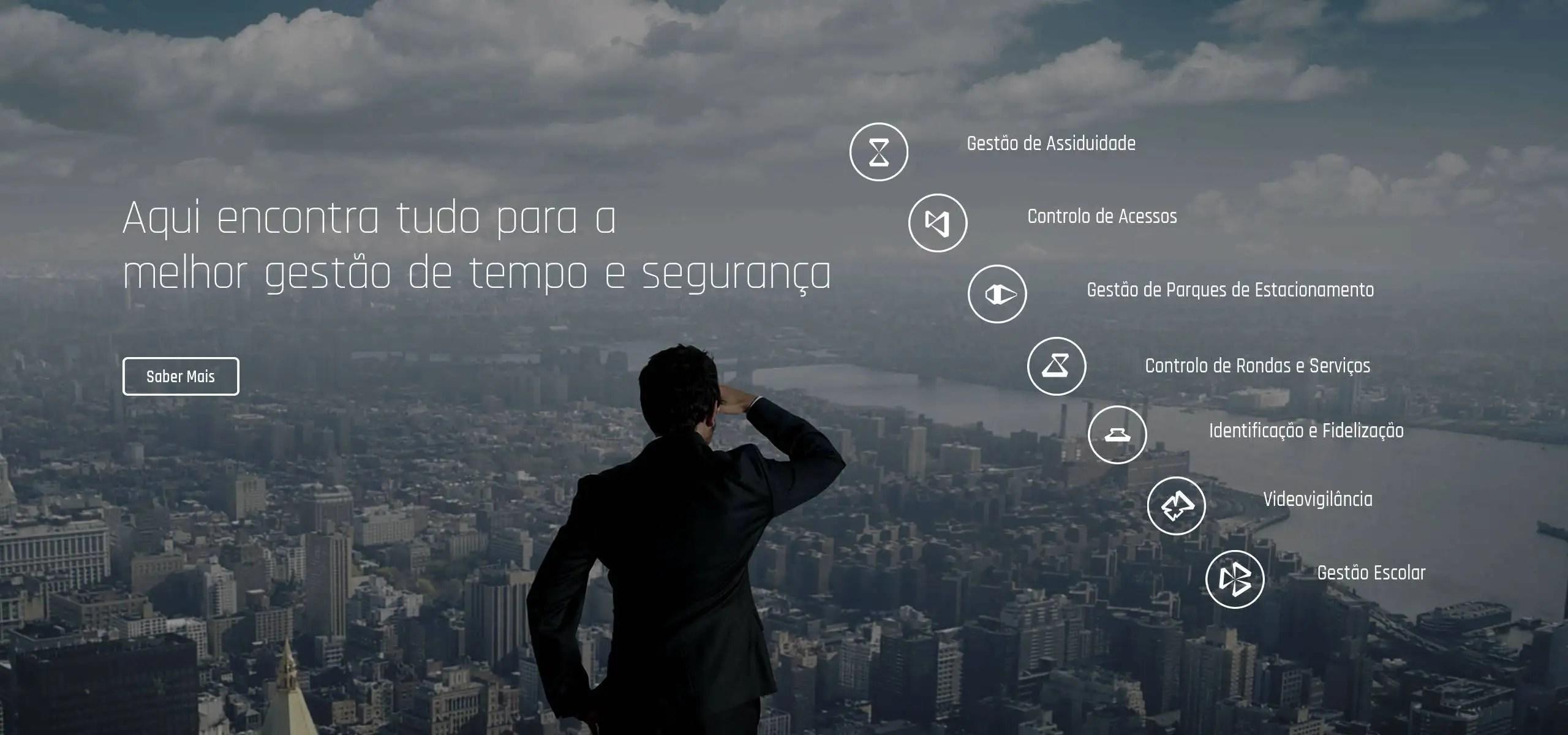 Software de Gestão e Controlo Empresarial | Controlo de Assiduidade | Controlo de Acessos | Videovigilância | Torniquetes | Parques | Soluções IDONIC