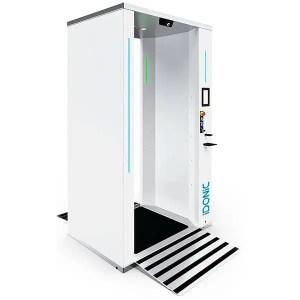 IDONIC-PURE-GATE-S-1 - Túnel de Pulverização de Desinfetante