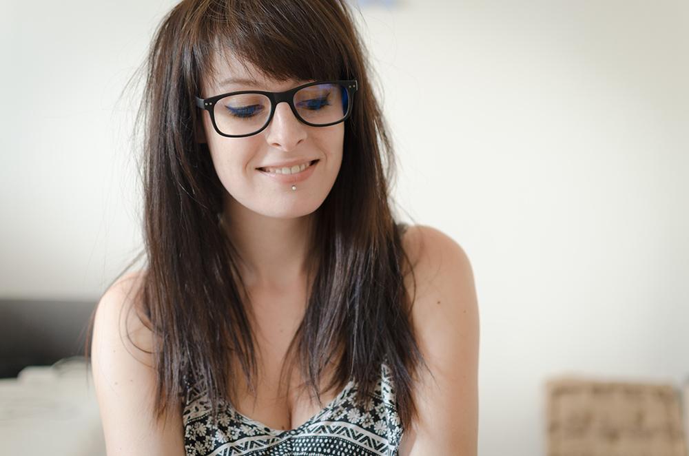 Les lunettes anti lumière bleue