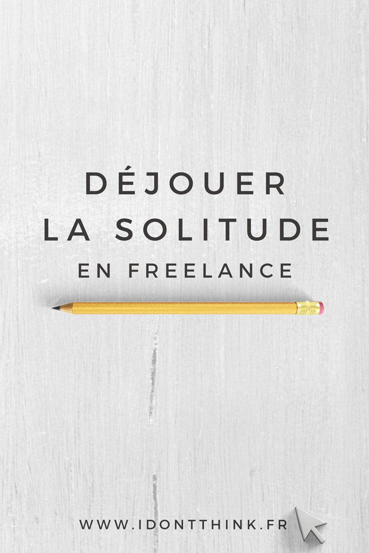 Comment les Freelances déjouent la solitude au quotidien ?