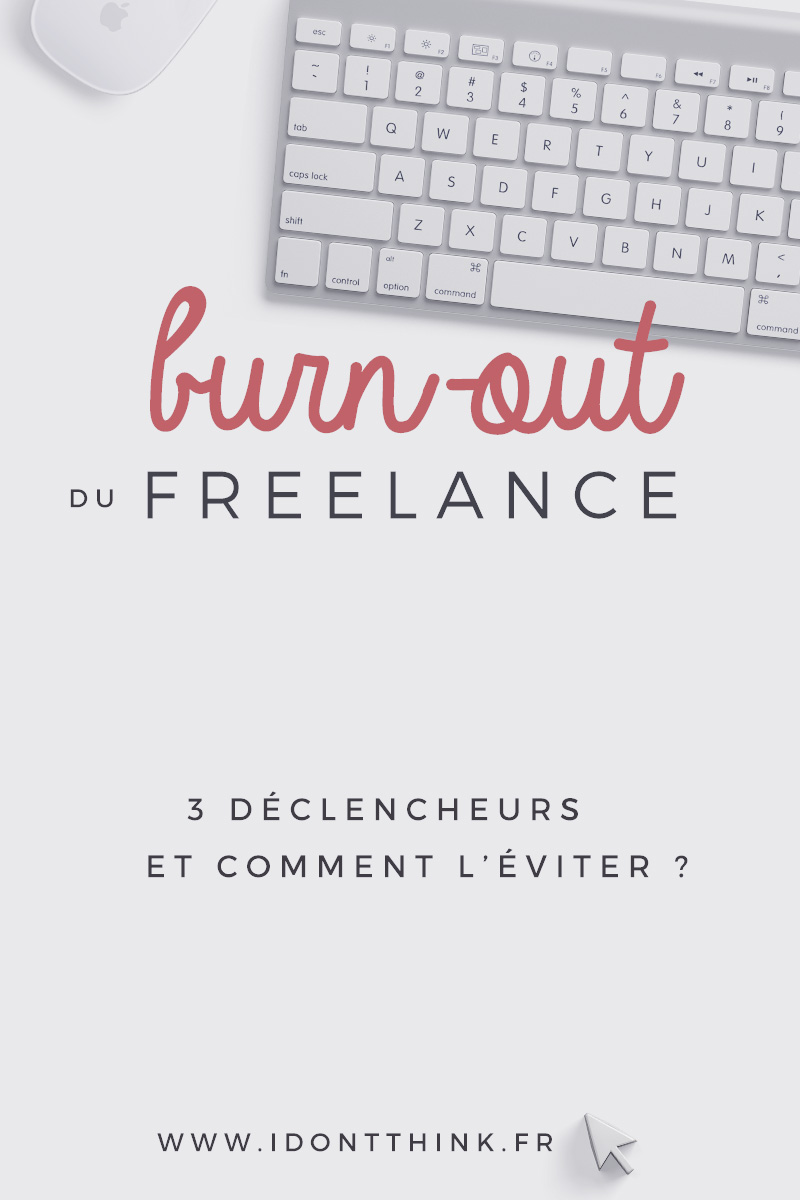 Freelances : attention à l'épuisement