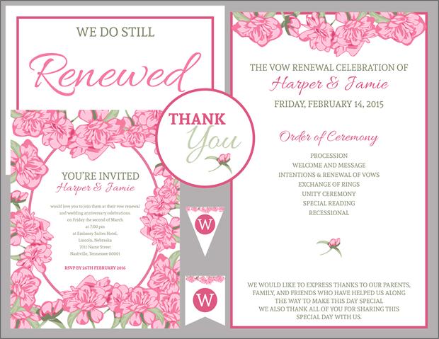 25th Wedding Invitation Wording