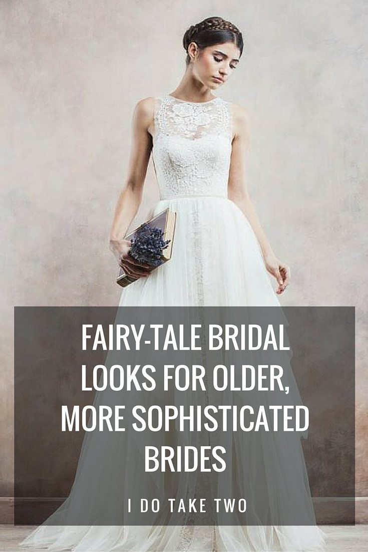 fairytale bridal looks