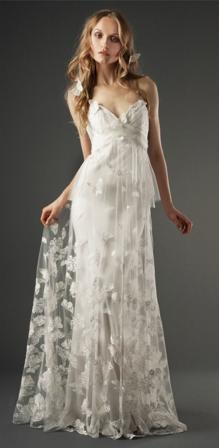 dress for vow renewal
