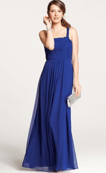 Fun vow renewal dresses from ann taylor for Dresses to renew wedding vows