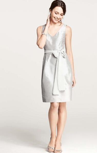 Fun vow renewal dresses from ann taylor ann taylor bridal junglespirit Images