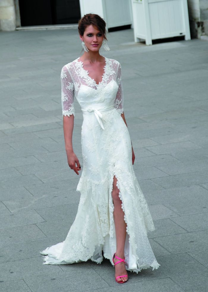 February 2014: Dresses for Vow Renewals