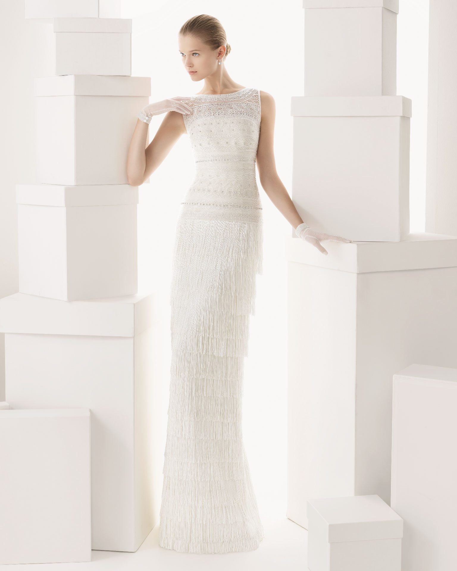 The Rosa Clara 2014 Wedding Collection is Exquisitely Unique