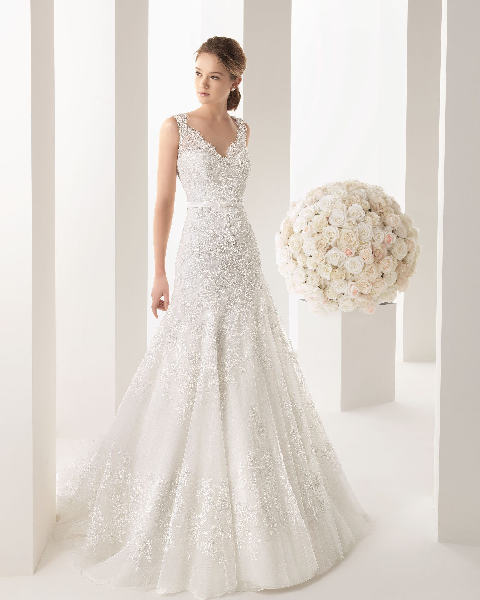 Second Wedding Dresses: Second Wedding Dress Heaven In The Rosa Clara 2014 Collection