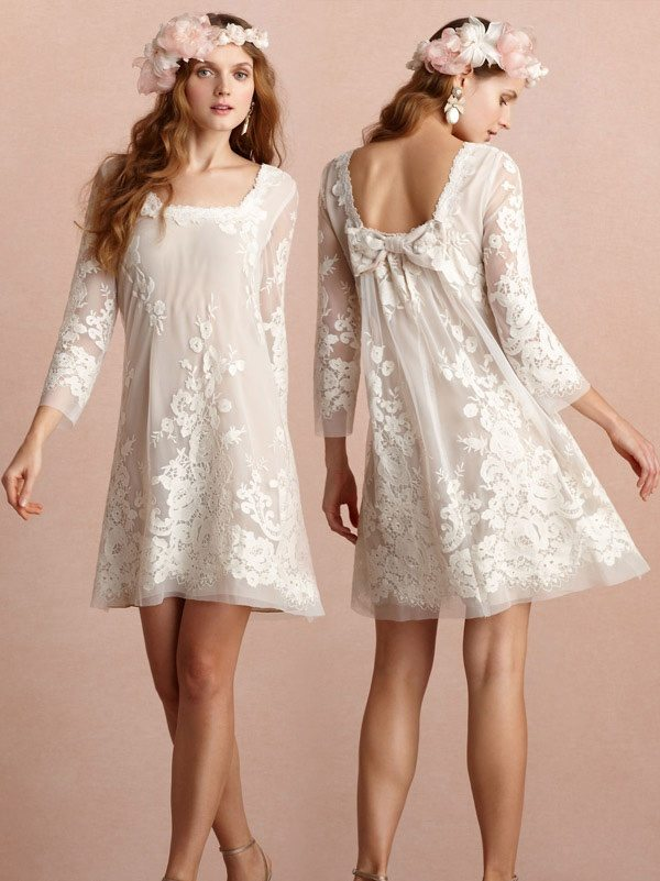 ... Wedding Dresses For Second Marriage