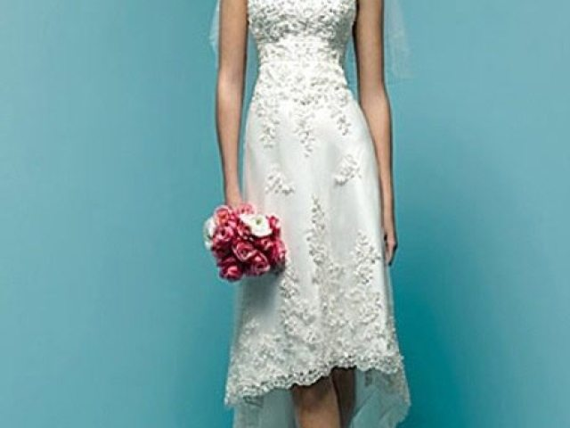 second marriage wedding dresses