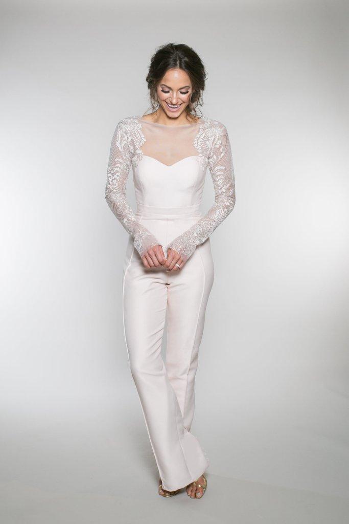Olivia Jane Heidi Elnora wedding suit
