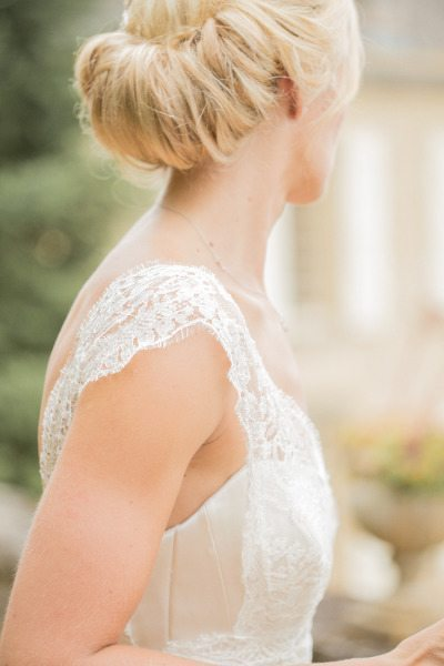 Bride Hair Bun Ideas