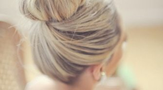 Bridal Bun Hair Ideas