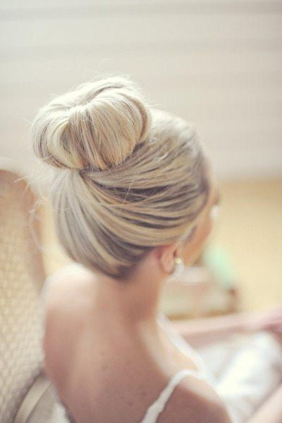 Bridal Bun Hair Ideas
