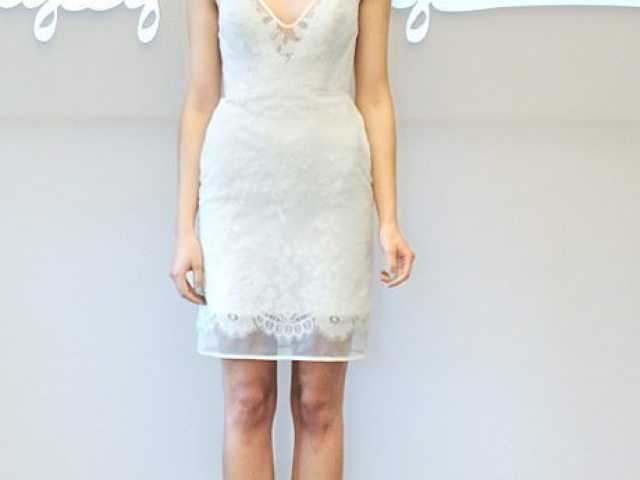 Beach Wedding Dresses For Second Marriage