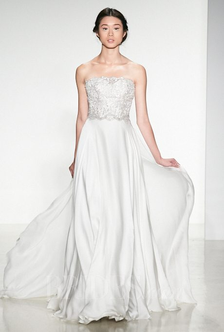 Wedding Gowns For The Second Time Around : Kelly Faetanini Wedding Dresses  Fall G